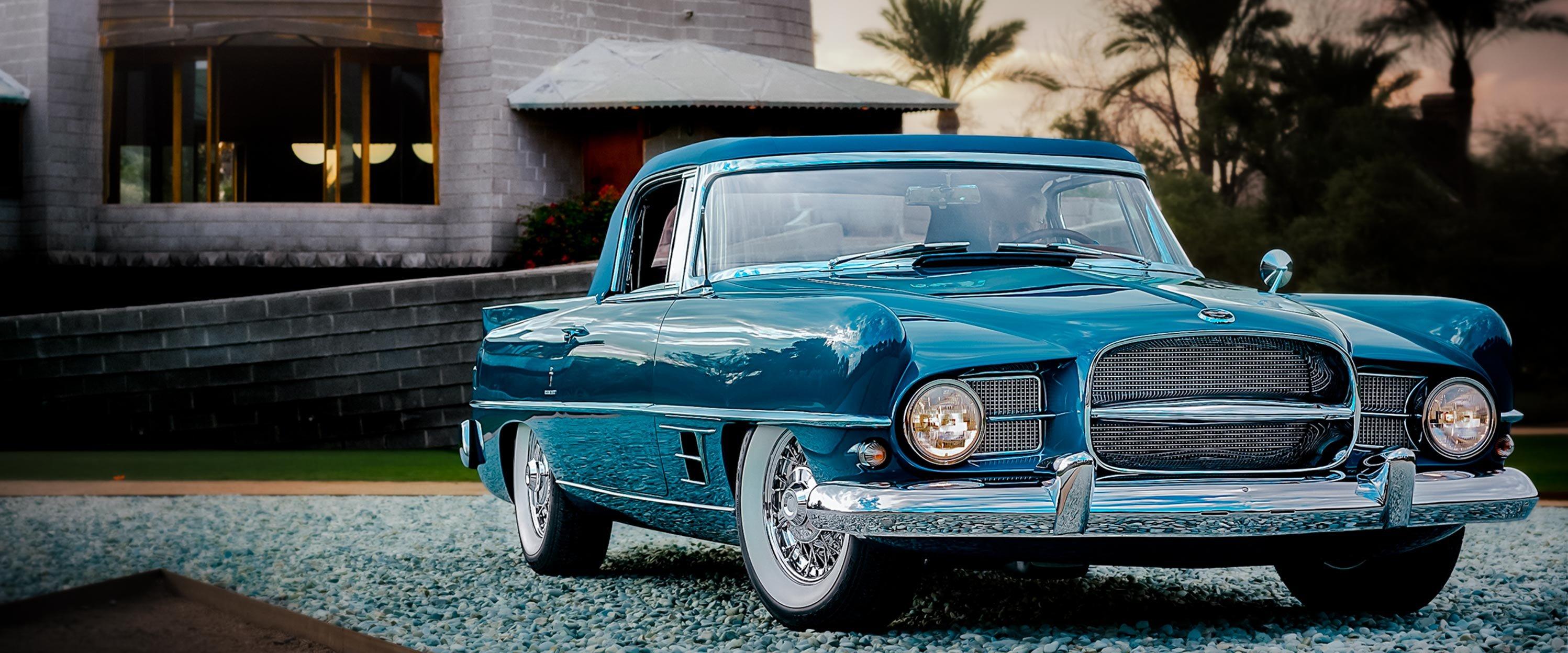 1957 Dual Ghia - Farland Classic Restoration