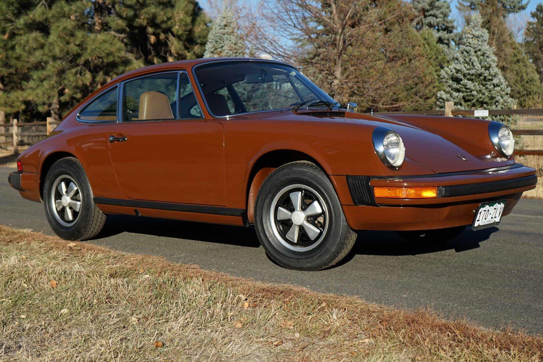 1976-Porsche-912E-Brown-3x2