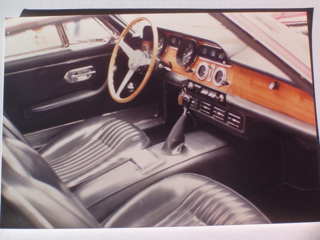 330 interior
