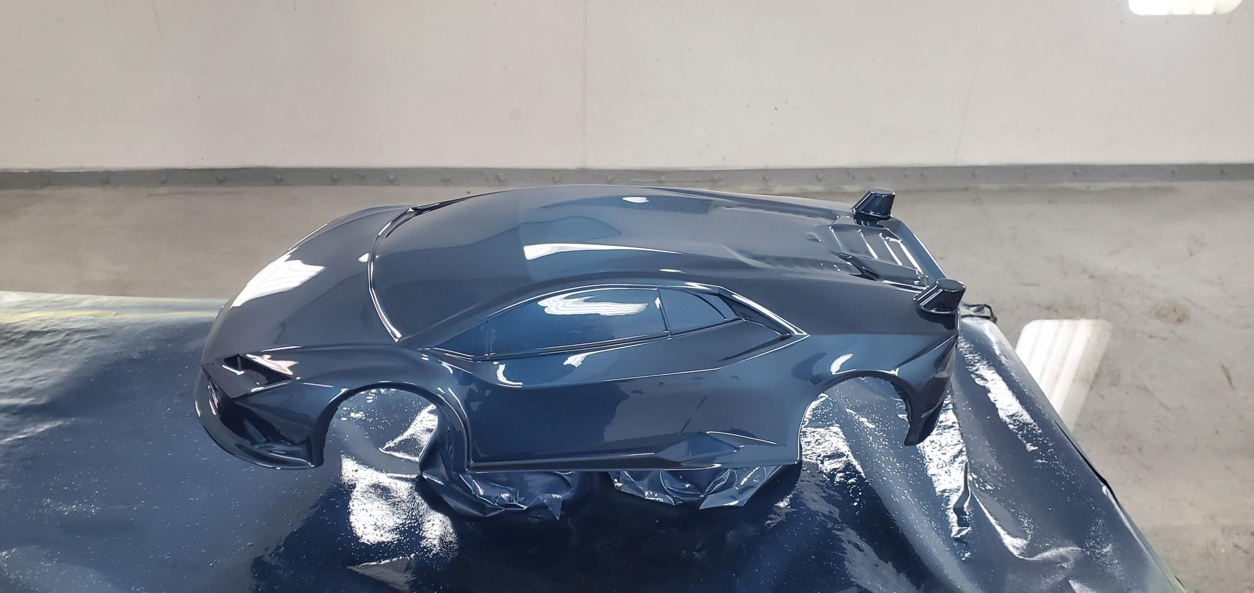Ferrari color