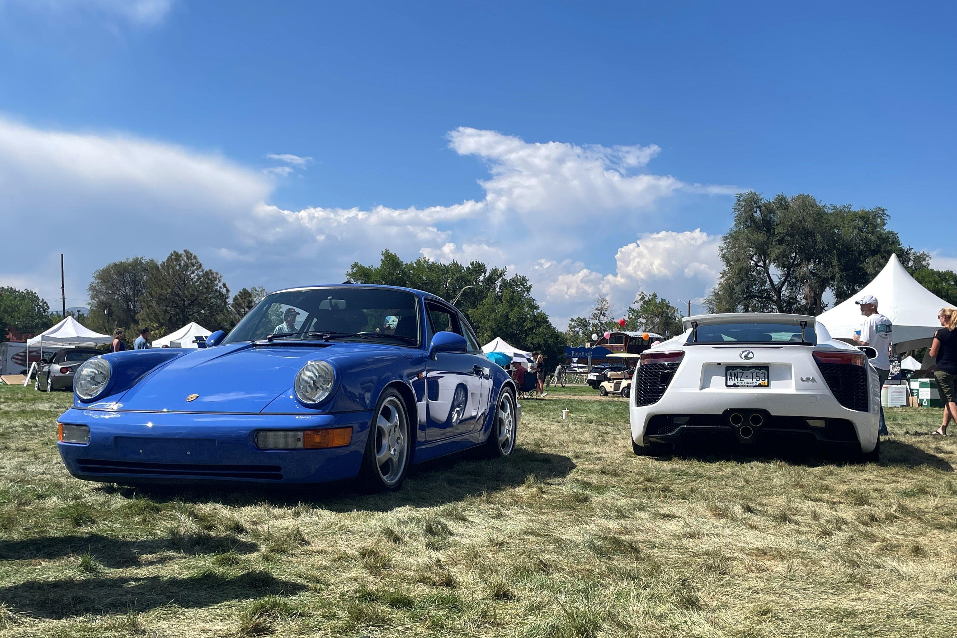 Porsche LFA1