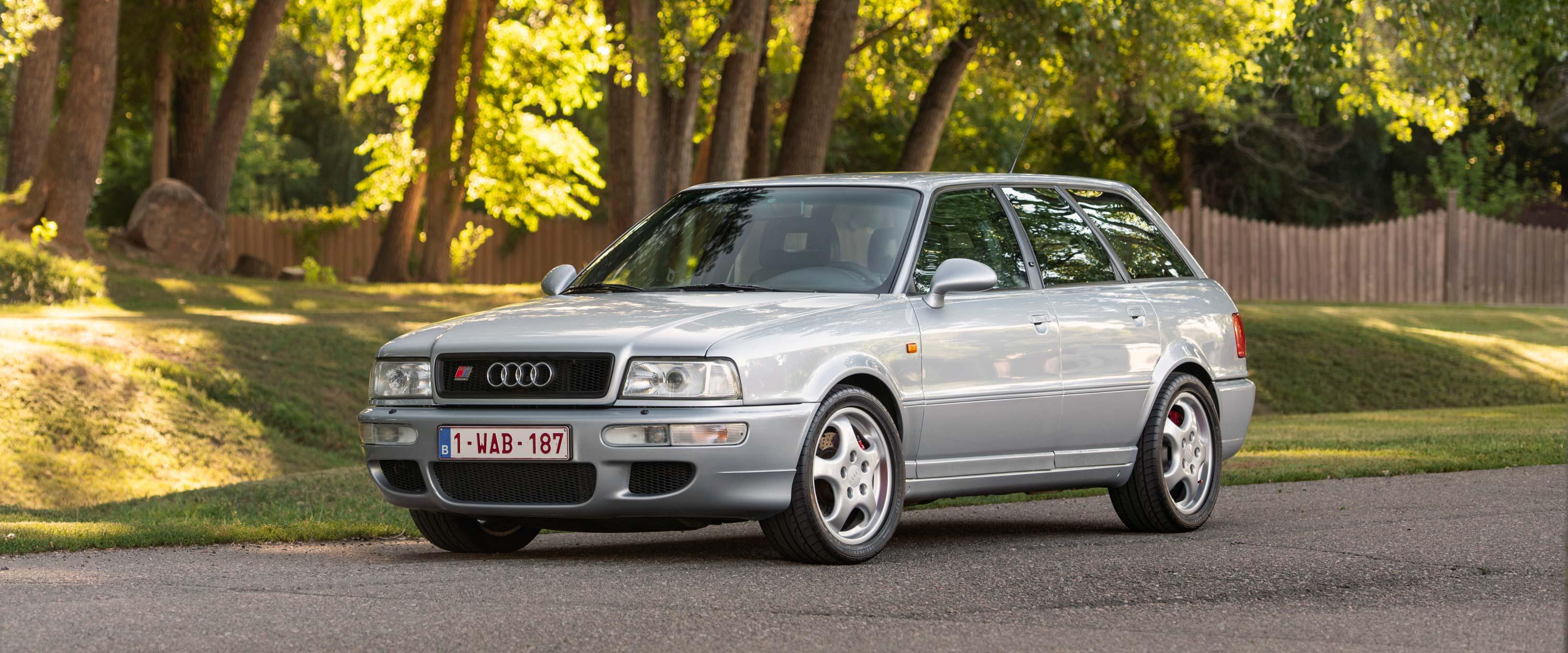 Audi RS2 1994 - Farland Classic Restoration