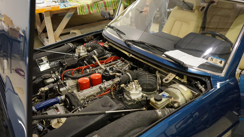 Bringing a Ferrari 412 Back to Life