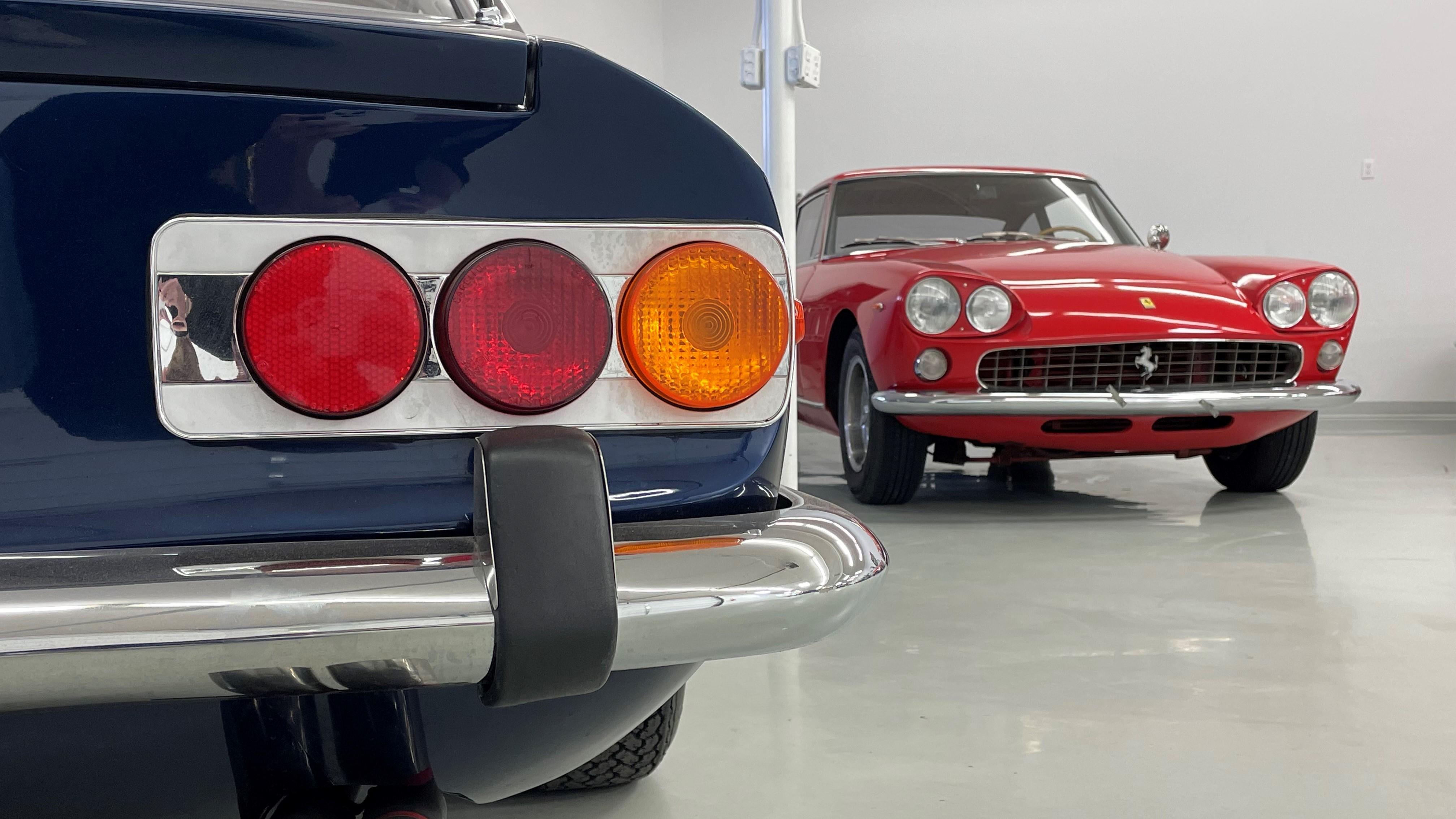 Ferrari 365 GT 2+2 Ferrari 330GT 2+2 - Farland Classic Restoration