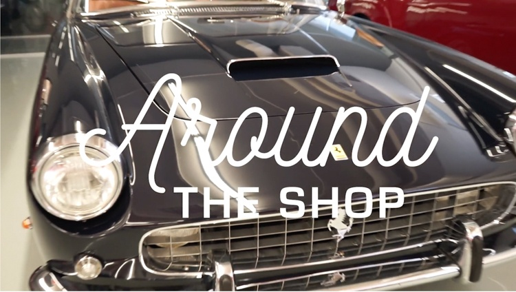 Around the Shop Video - August 2018
