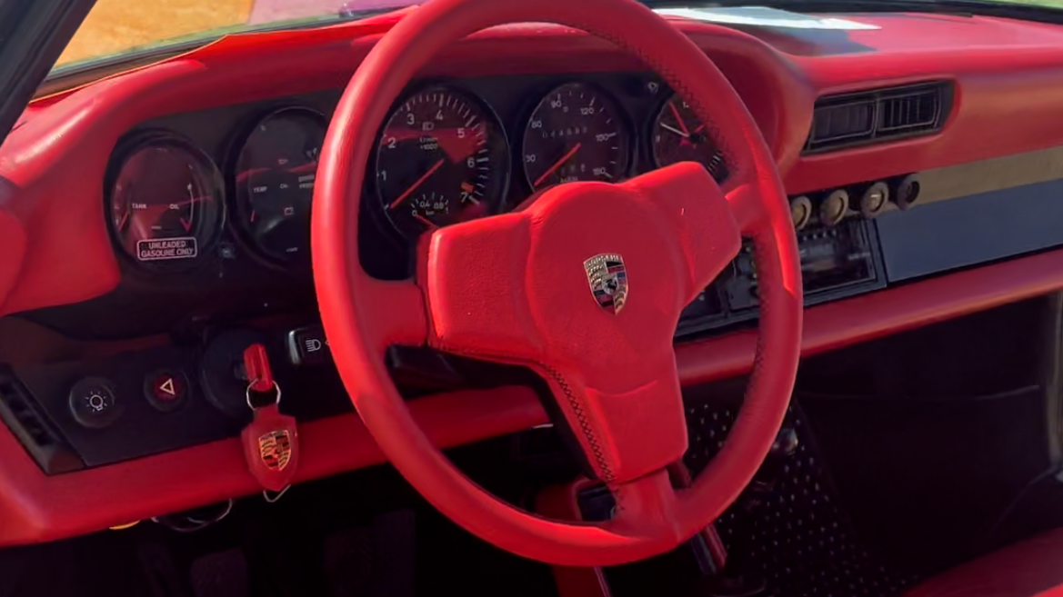 The Porsche Panashe - Show Update