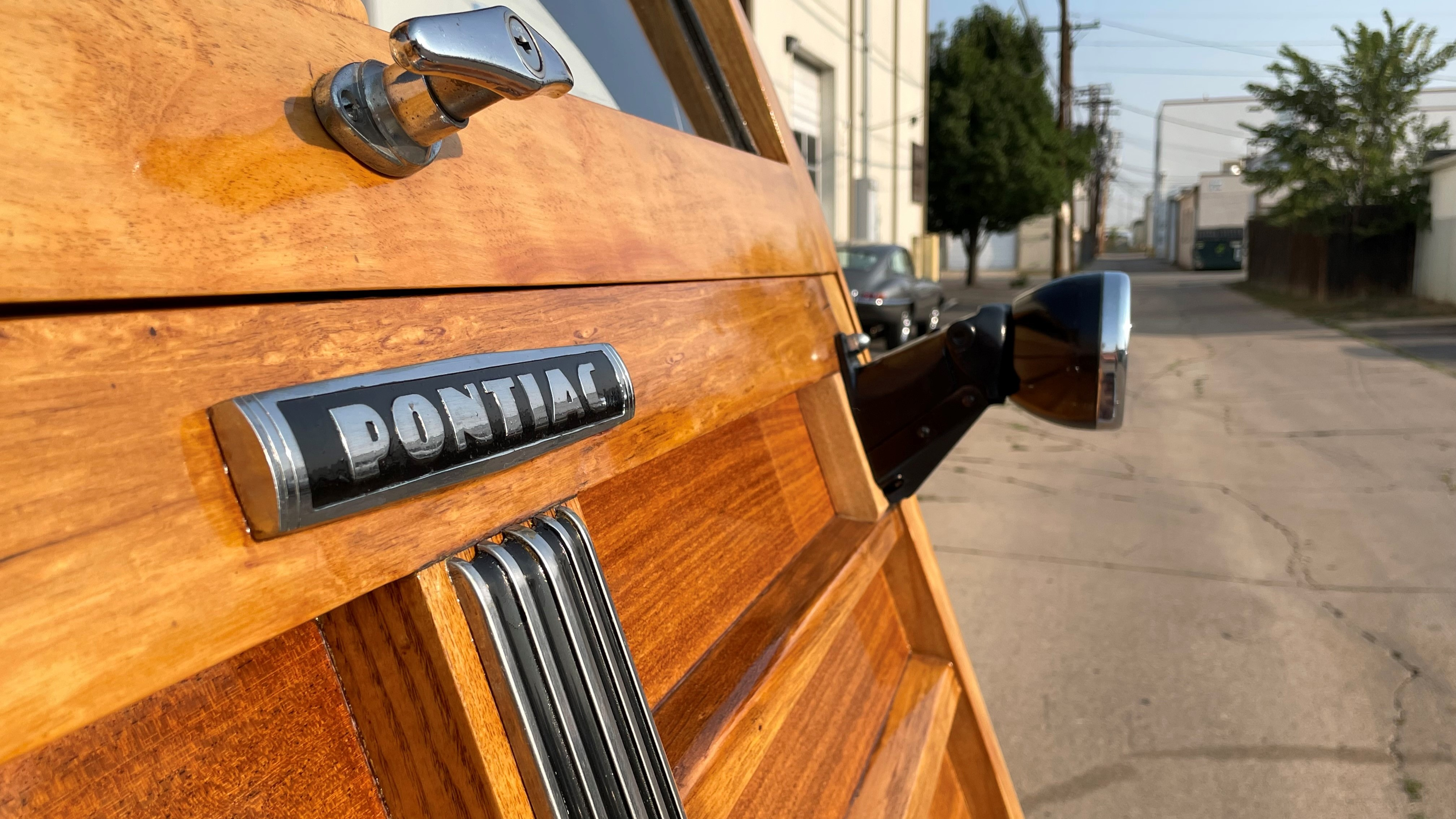 The Woodie Wagon Whereabouts - Auction Update